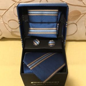 Brand new Feraricci Tie!